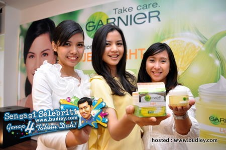Lisa Surihani Garnier Light