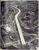 Army Street Circle interchange with US 101 (1951) (Eric Fischer) Tags: sanfrancisco aerial freeway bernalheights missiondistrict us101 cesarchavezstreet bayshorefreeway armystreet jameslickfreeway unitedstateshighway101