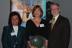 Award Recipient: Joyce Otte, Lake Wales Arts Council