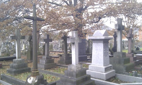 Hanwell Cemetery, London