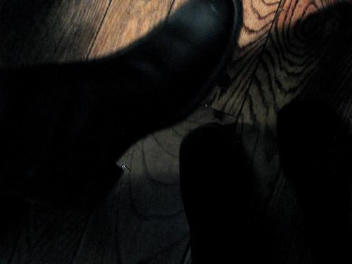LL & Andrea feet