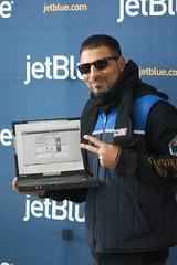 JetBlue JFK Terminal 6 First Decade Party (jetblueflickr) Tags: jfk jetblue t5 goodbye terminal5 t6 terminal6