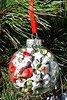 Upcycled Ornament