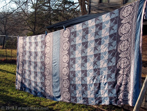 Vintage Blanket 2