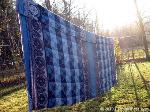 Vintage Blanket 5