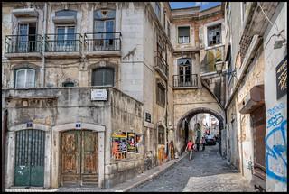 Urban Decay, Lisbon