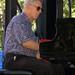 Mark Shane, Catherine Russell Ensemble, 2010 Charlie Parker Jazz Festival
