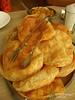 Big Plate of Bhatura - Outside Siliguri, India (uncorneredmarket) Tags: food india indianfood westbengal siliguri bhatura friedbread