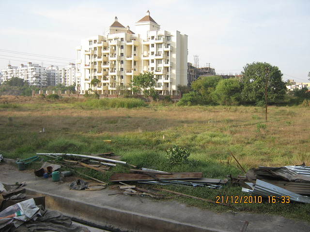 Kukreja, Amba Nagari & site of Nandan Euphora  2 BHK & 3 BHK Flats at Dasharath Nagar, Airport Road, Vishrantwadi, Pune 411 015