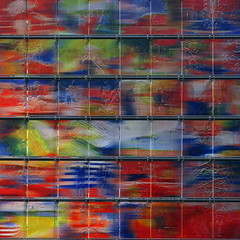 saturated perception (brancolina) Tags: glass architecture facade saturation hilversum jaap saturacion ouroborus uroborus yse neutelingsriedijkarchitects drupsteen brancolina yse26 beeldengeluidinstituut saturatedperception visualseduction