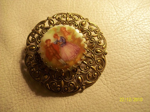 Front of Brooch