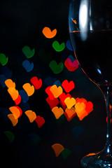 Wine Bokeh