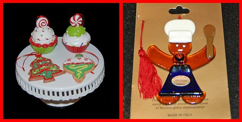 2010 new sweet themed ornaments