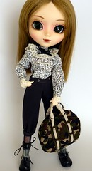 New outfit (Astrihol) Tags: doll pullip blanche obitsu handmadedesember2010handmadepullipblanche