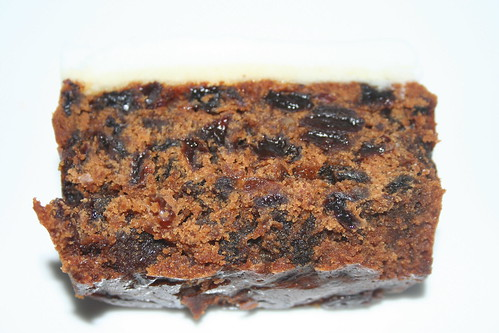 2010-12-04 - Marks and Spencer - 02 - Christmas Cake Slice