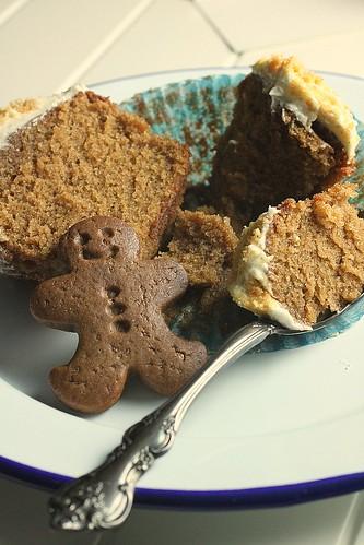 Ginger Cupcake 1