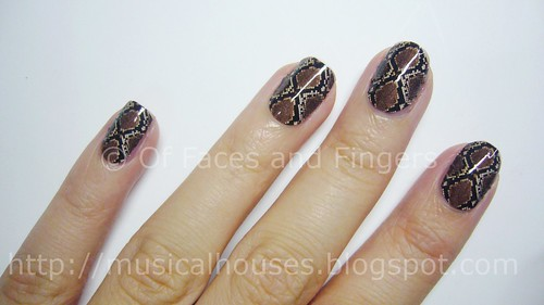 inque nails snake)