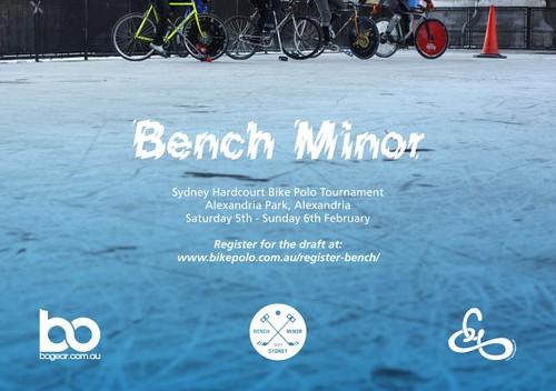 australian bench minor