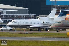 N921WC - 92 - Private - Dassault Falcon 900EX - Luton - 101209 - Steven Gray - IMG_6483
