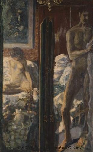 L'homme et la femme, Pierre Bonnard, 1900