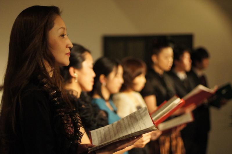 Heart Jam Choir Christmas Concert vol.1 in 藤村記念館 2010/12/23