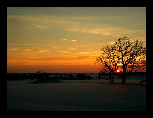 Sunset December 27
