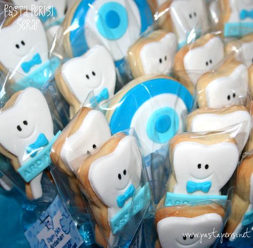 Ardahan Diş kurabiyesi