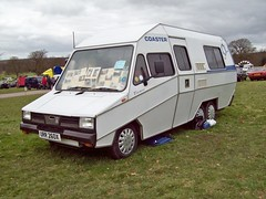 23 Coaster Tremor (1982) (robertknight16) Tags: british kit rv 1980s coaster campervan
