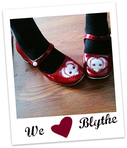 Red Blythe Shoes