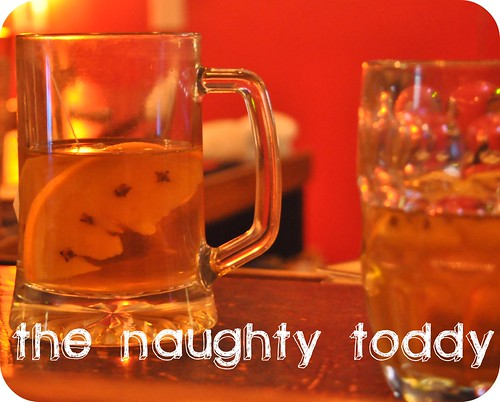 naughty toddy