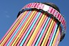 The Ribbon Tower - Glastonbury 2010 (bobaliciouslondon) Tags: art festival observation platform glastonbury glastonburyfestival viewing 2009 observationtower perfomance viewingplatform pilton worthyfarm viewingtower ribbontower glastonbury2009