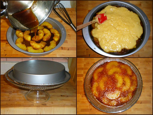 Pineapple Upside-Down Cake2