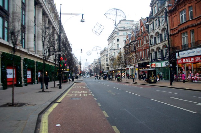 The Oxford Street of My Dreams