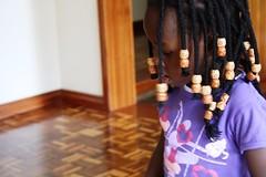 Shalom (gabi_pix) Tags: girl hair kid child kenya nairobi shalom qunia