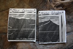 homemade sketchbooks