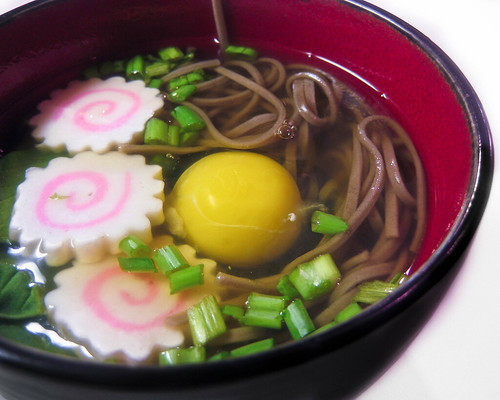 Toshikoshi Soba (End-of-Year Soba)