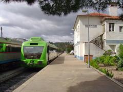 CP0350 em Seprins, Abril 2008 (Nelso M. Silva) Tags: allan 350 cp regional comboio lousã ramal serpins