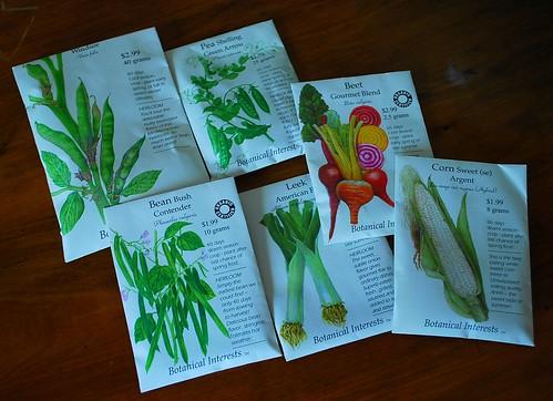 2011 Seeds 2
