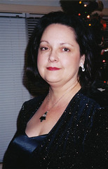Donna / New Year's Eve, 2000 (steveartist) Tags: women 2000 celebrations beautifulwomen newyearseve donnafrenkel donnaculpepper