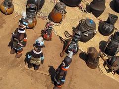tribal trinkets (Linda DV (away)) Tags: africa travel canon geotagged handicraft tribal tribes ethiopia tribe bana hamar hamer 2010 artesania handwerk artisanat banna tsamai tsemay keyafar powershots5is lindadevolder