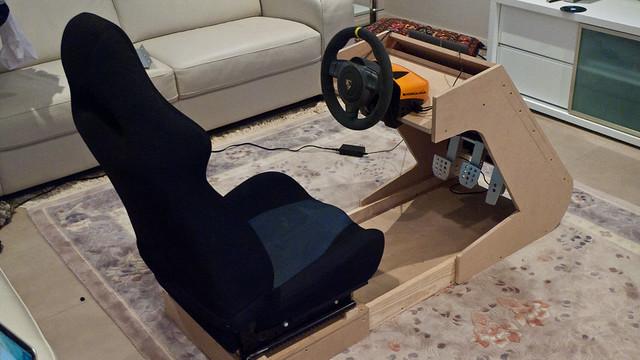 Saad S Racing Simulator