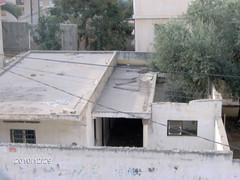 Une maison abondannée (classede8e.mustafahafez) Tags: rahaf