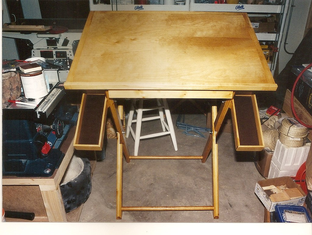 Drafting Table 2005 06