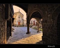 S.Pellegrino..Viterbo (sirVictor59) Tags: italy nikon europe italia nikond70 medieval viterbo lazio etruria sigma1020 impressedbeauty sirvictor59 doublyniceshot