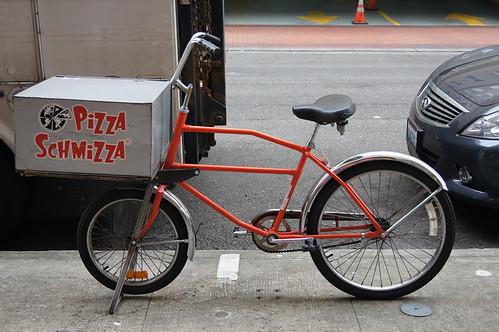 Pizza Schmizza Bike