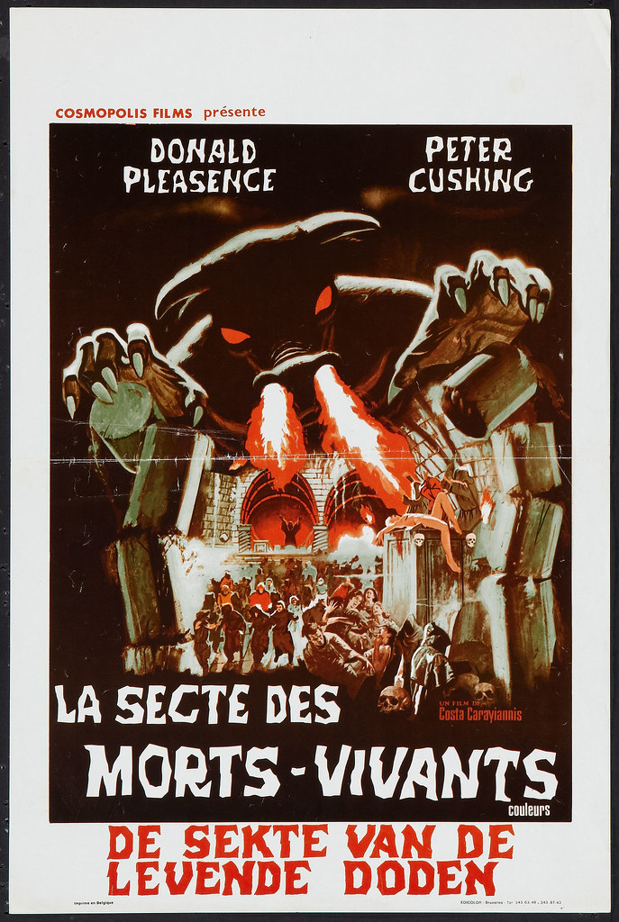 Land of the Minotaur (Cosmopolis Films, 1976)