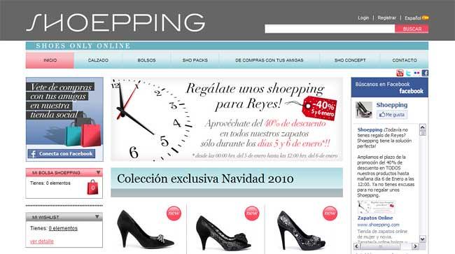 01 Shoepping