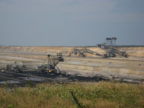 Braunkohletagebau Nochten