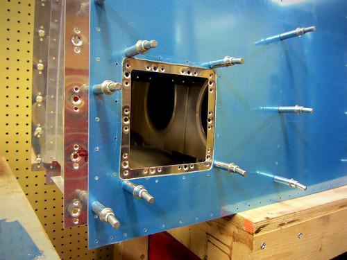 Stall Warning Access Hatch Cut