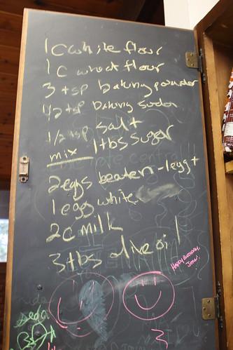Chris' Pancake Recipe